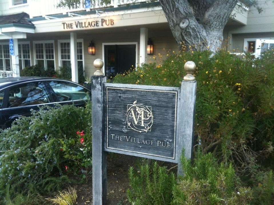 The Village Pub restaurant