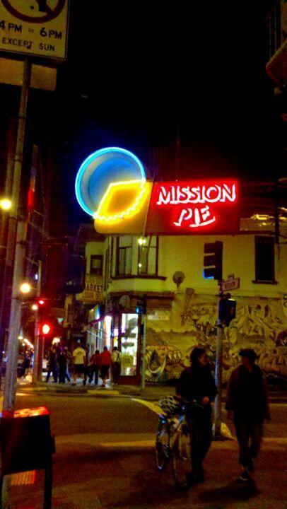Mission Pie restaurant