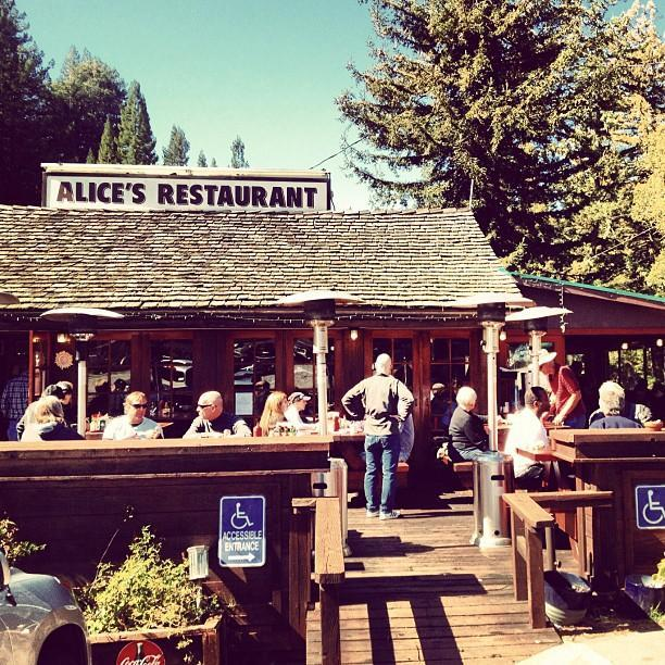 Alice's Restaurant restaurant