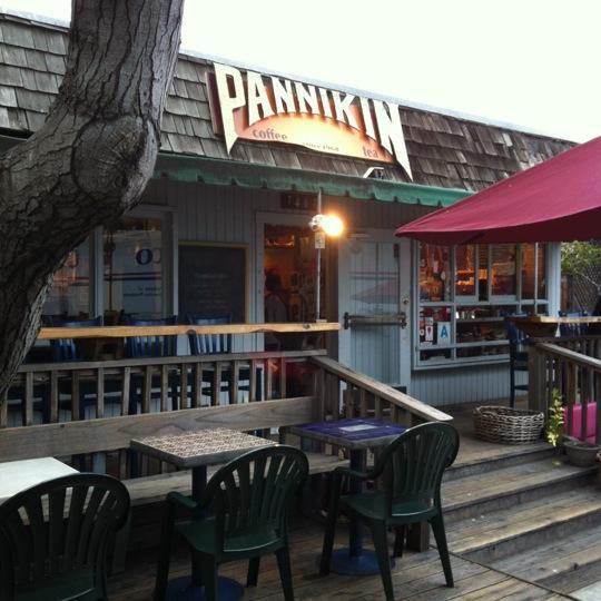 Pannikin Coffee & Tea restaurant