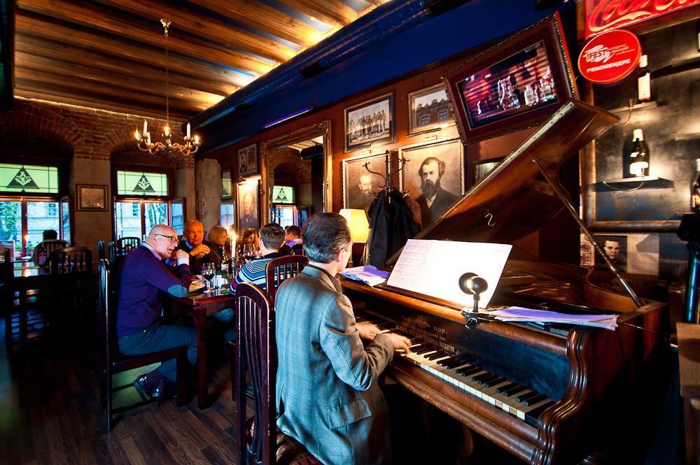 Найдорожча ресторація Галичини / The Most Expensive Galician Restaurant restaurant