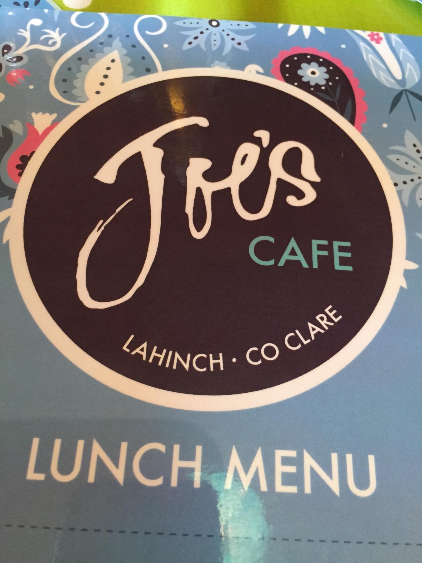 Joe's Cafe restaurant