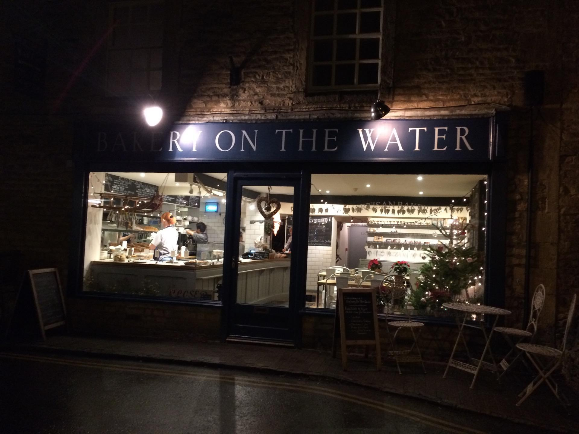 Bakery on the Water restaurant