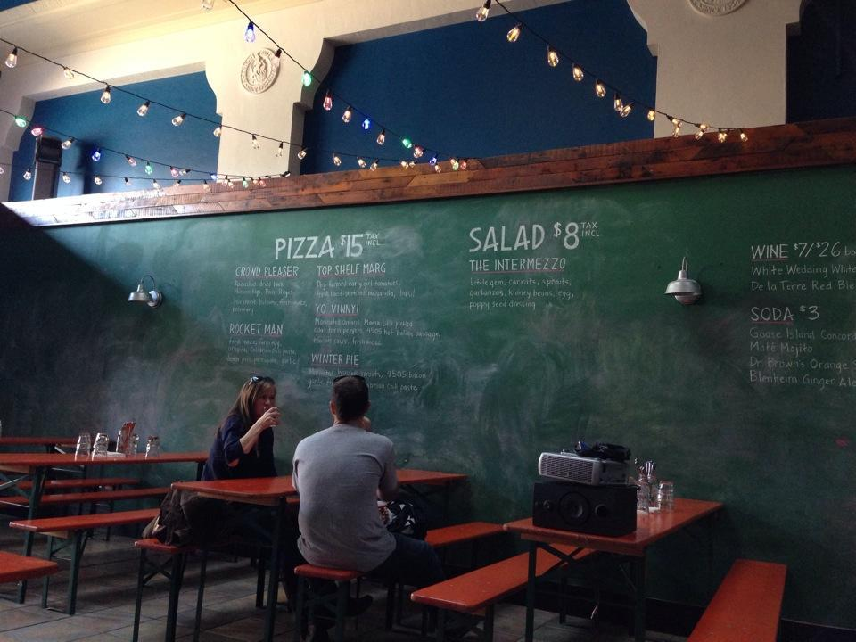PizzaHacker restaurant