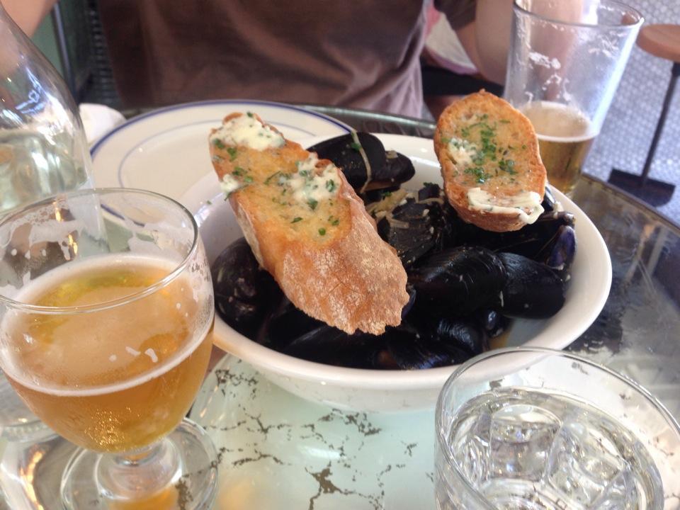 Ironside Fish & Oyster restaurant