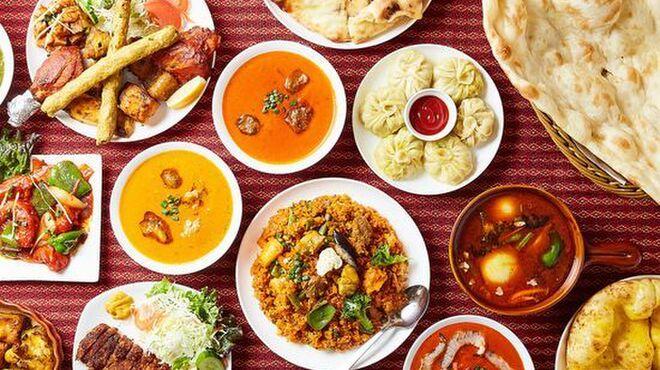 インド料理ギータ