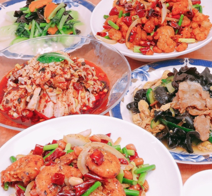 中国料理 蘭軒