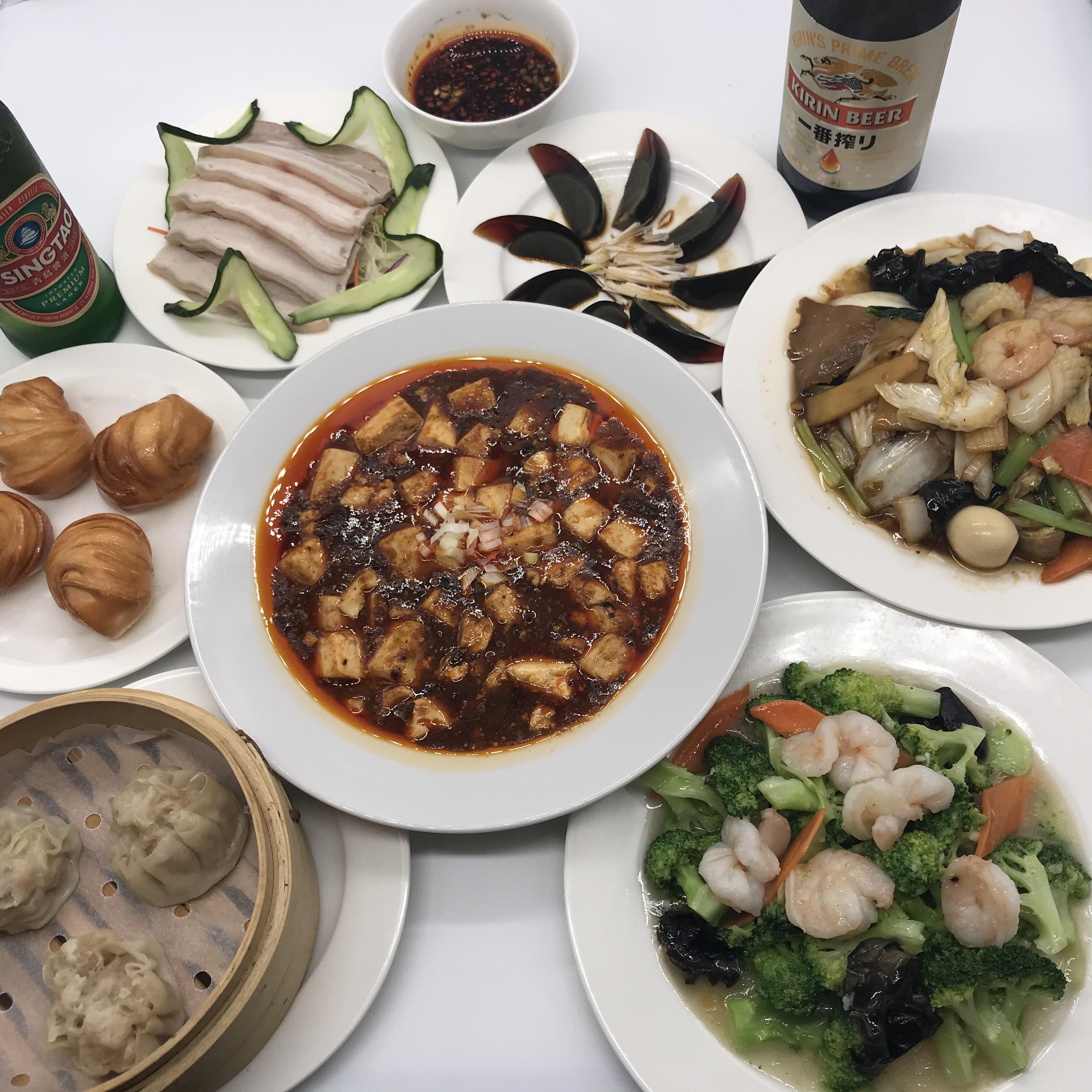 中華料理 三国呉