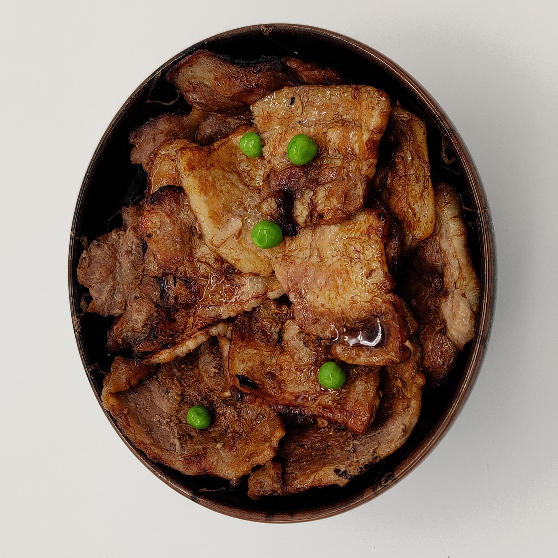 豚丼・ステーキ さっぽろ庵