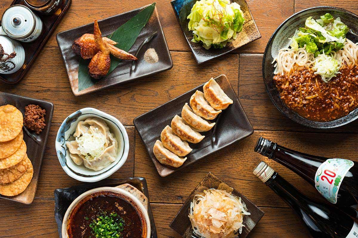 肉汁餃子のダンダダン 西日暮里店