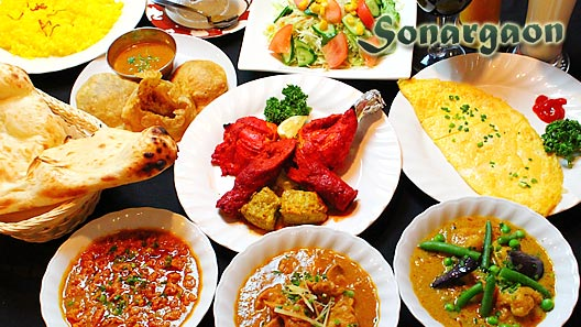 インド&バングラデシュ料理ショナルガ 赤坂店