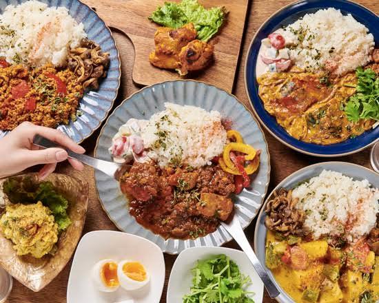 masala curry&chai