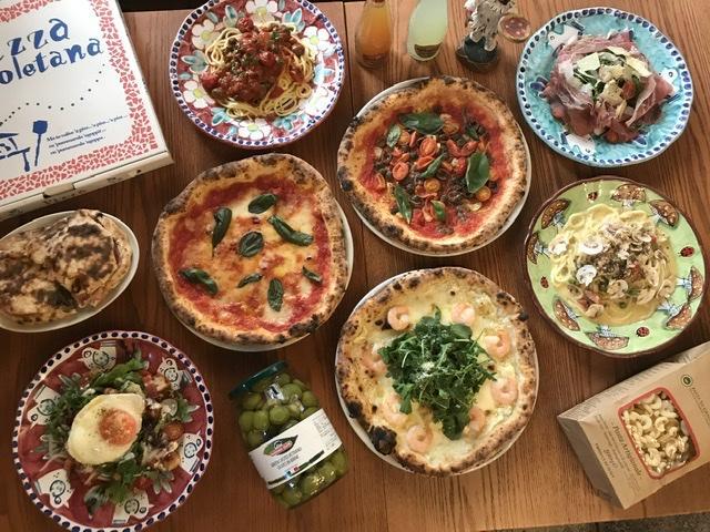 Trattoria Pizzeria Appetito 表町店
