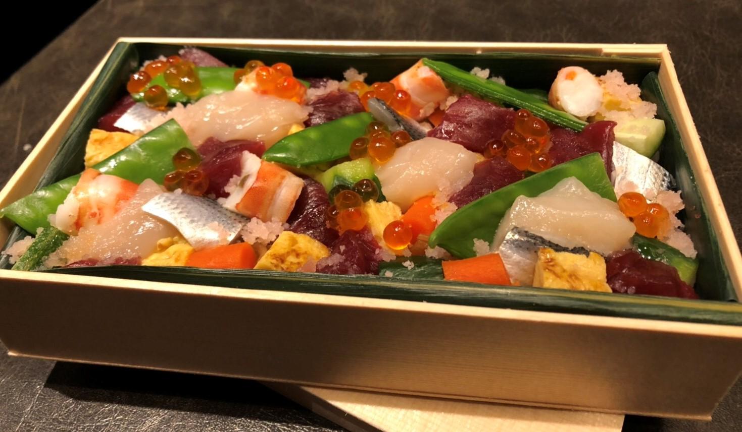 麻布十番松栄寿司