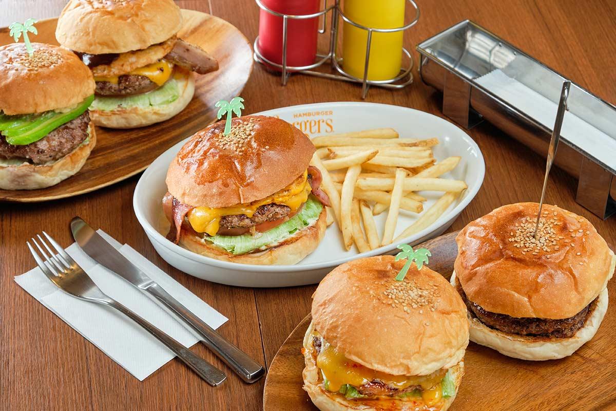 Island Burgers 高田馬場店