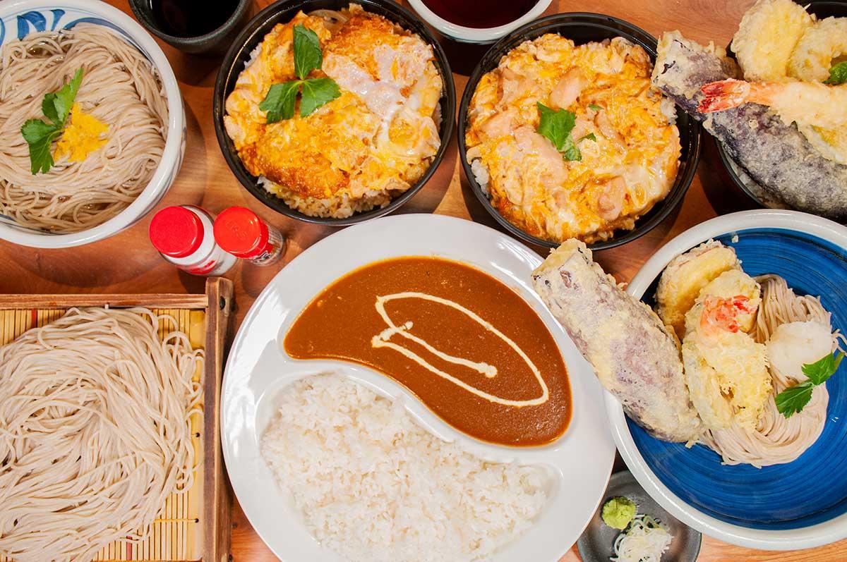 虎の門 福禄寿蕎麦