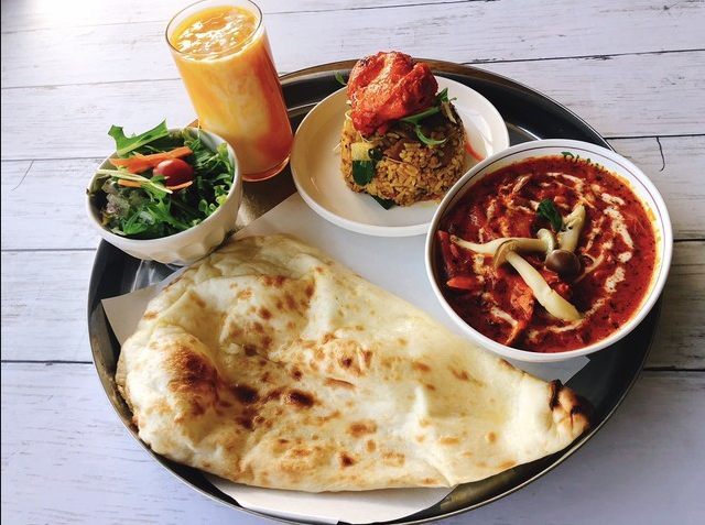 インド料理専門店 ビスヌ