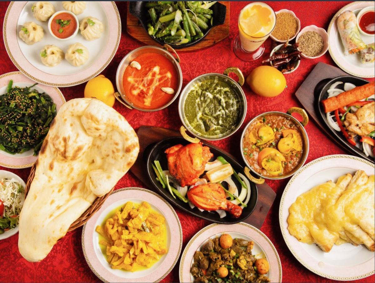 ネパールインド料理 グラース