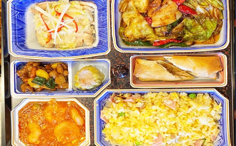 中国料理 栄慶