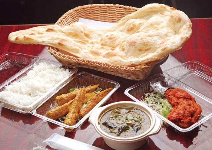 インド料理専門店 ムーナ