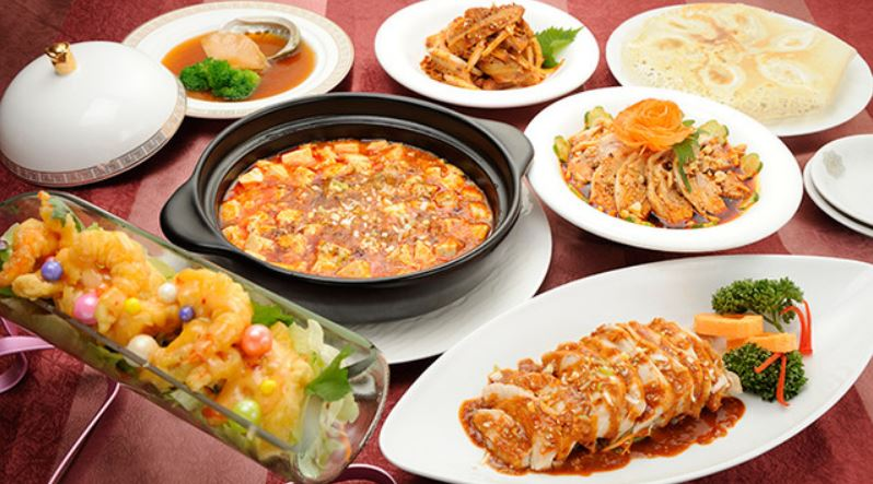 四川料理 鴻図