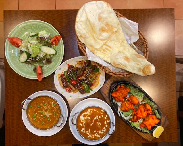 インド料理 ルルフルバリ お花茶屋店