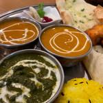 インド料理サジョワン