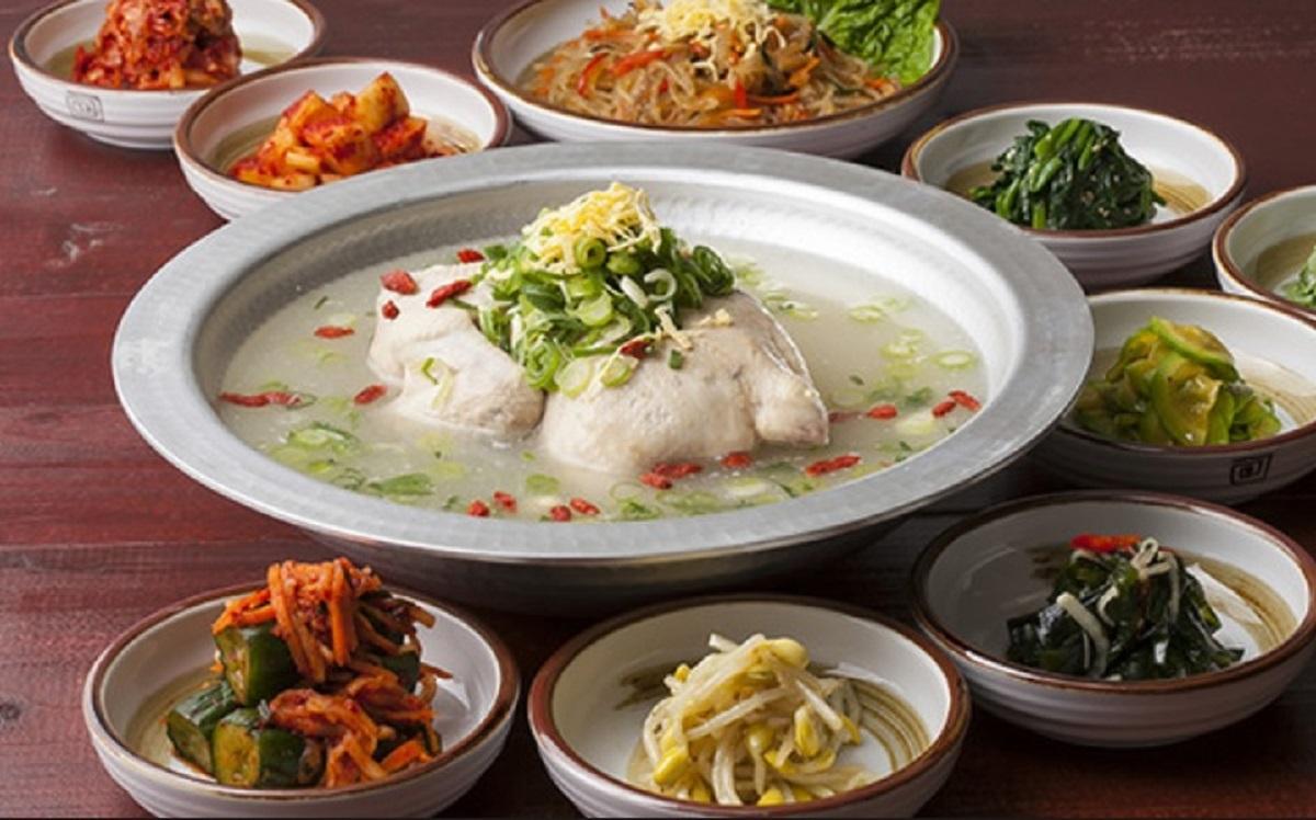 韓国食堂入ル 坂上ル