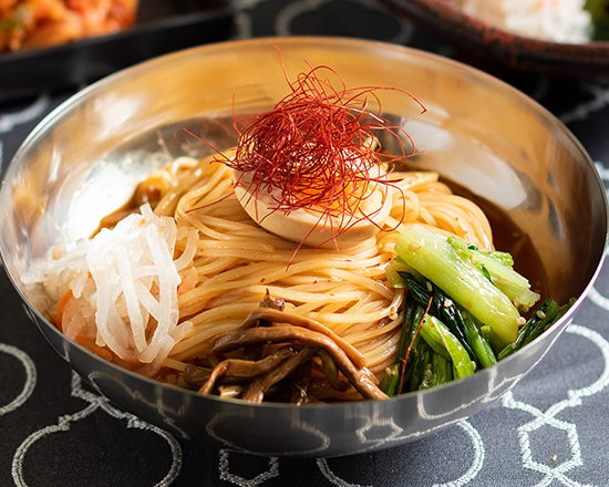 韓国冷麺 パラム 平岸3条