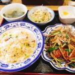 中華料理 謝謝