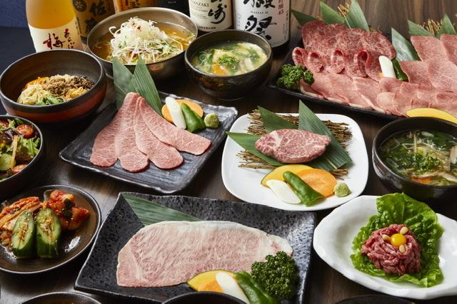 焼肉もとやま新宿三丁目店