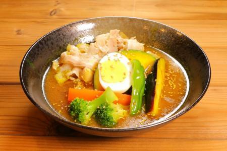 札幌スープカレー Sha-La-La ウエストサイド西野店