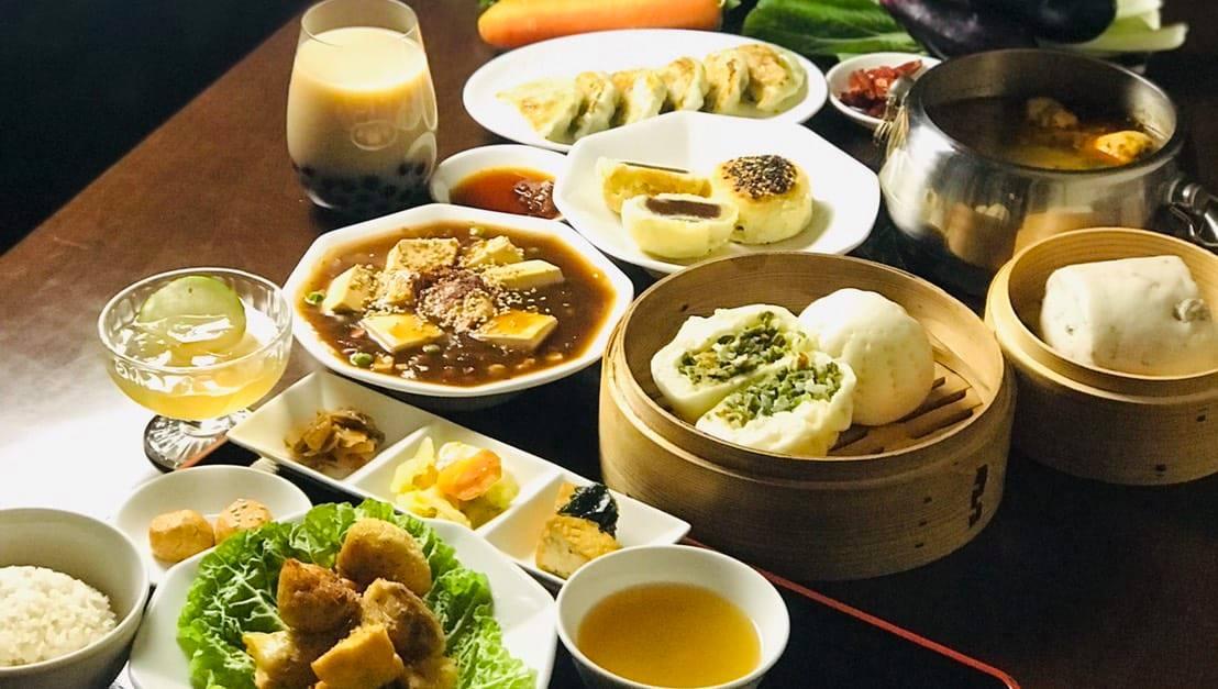 台湾素食無垢VEGAN KOYA CAFE