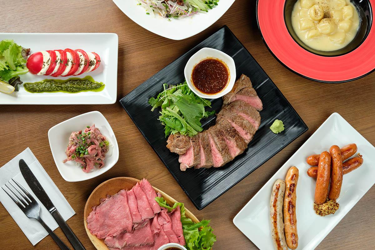 肉バル Bar&Grill motto 池袋東口店