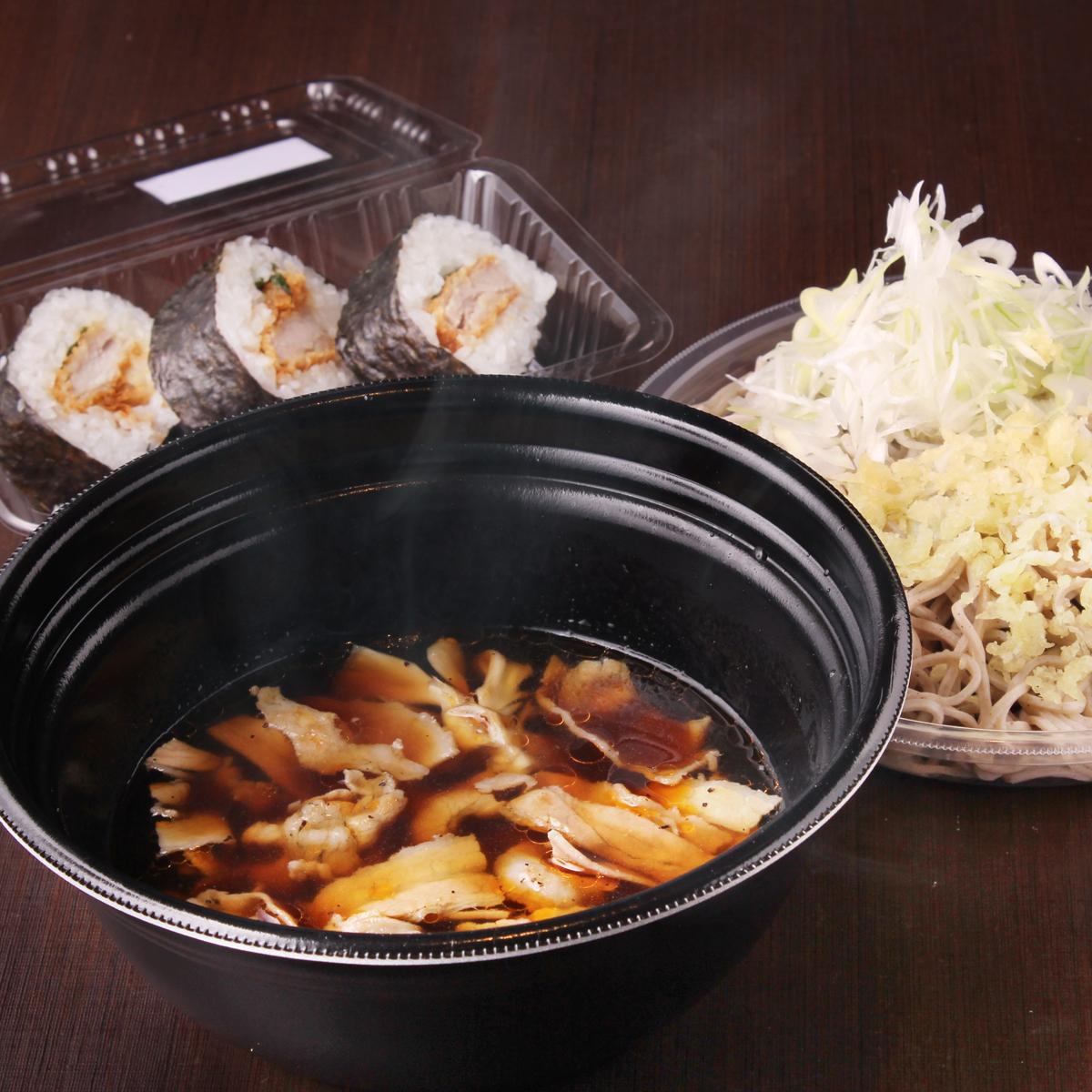 新潟産蕎麦「きやり 新潟店」