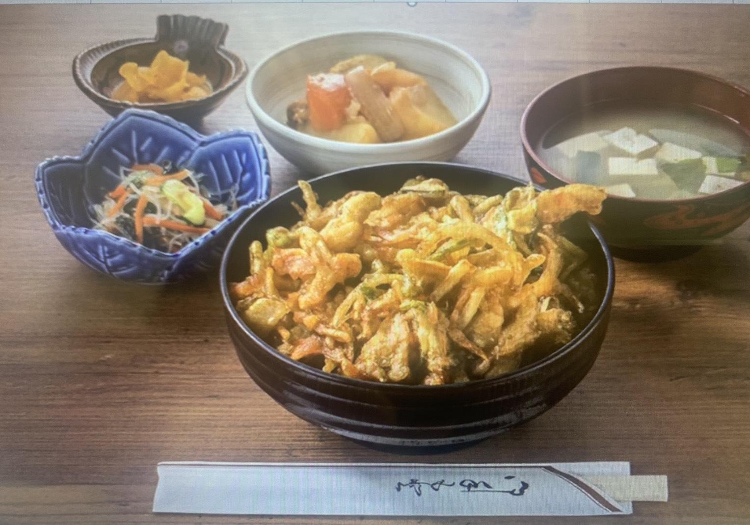 天ぷらスサ