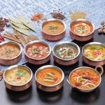 インド料理専門店Santoshi