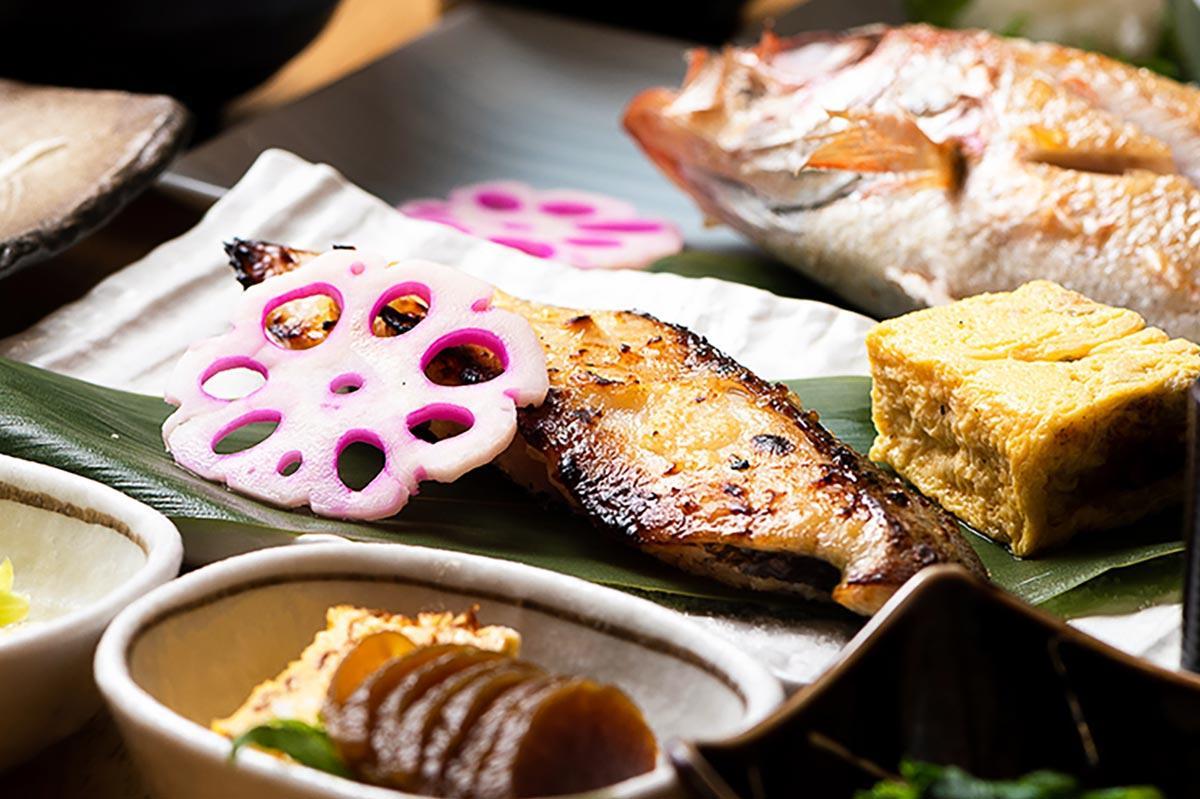 焼魚専門 太市食堂