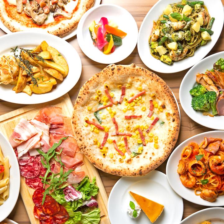 Pizzeria&Bar LOGIC 天王寺店