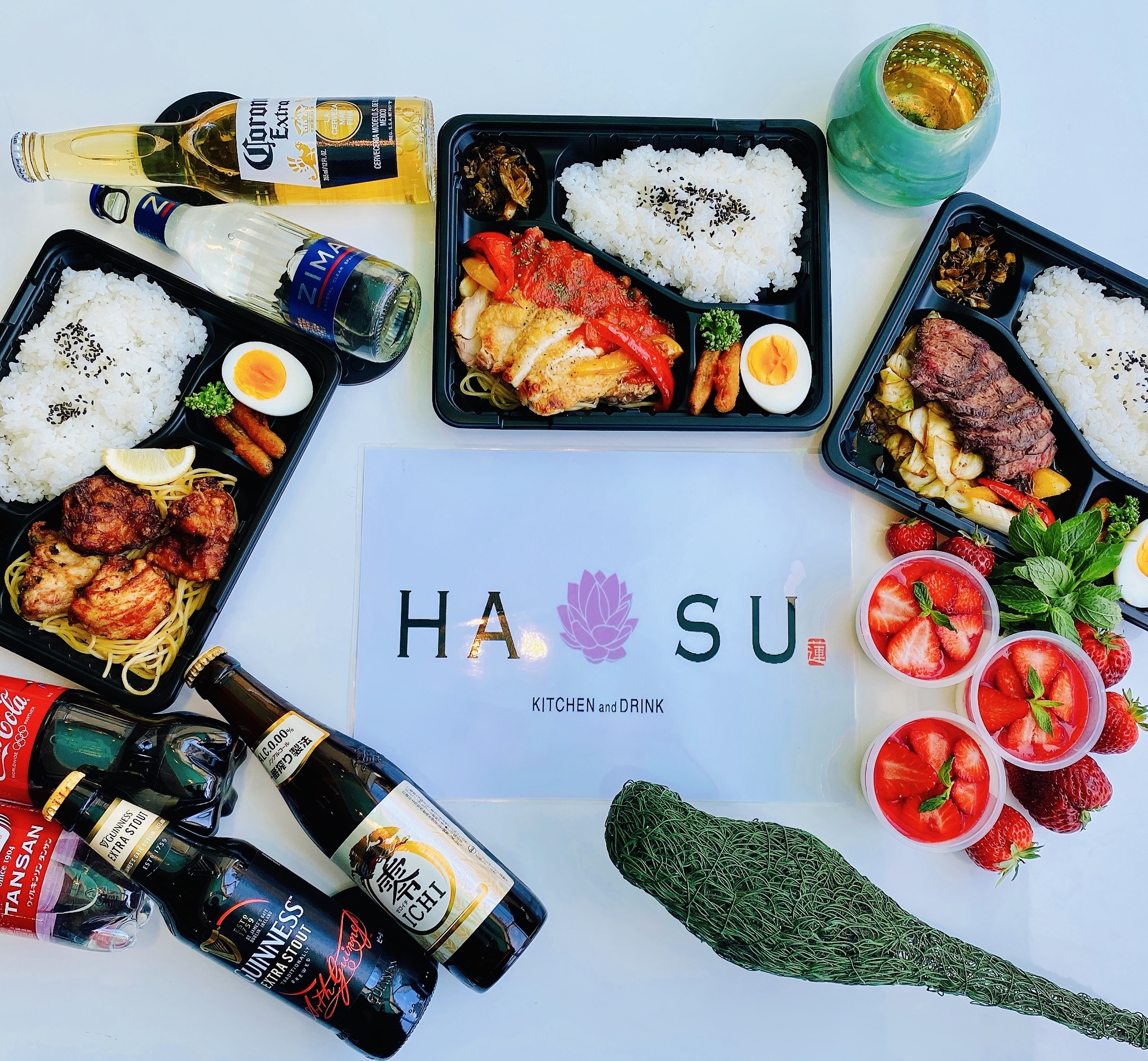 HASU KITCHEN and DRINKS
