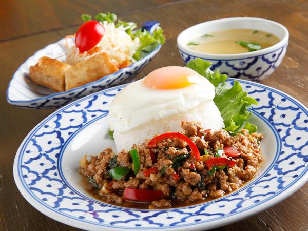 タイ国料理マニータイ