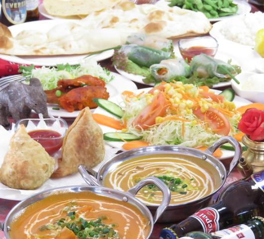 ナマステ インドネパール レストラン