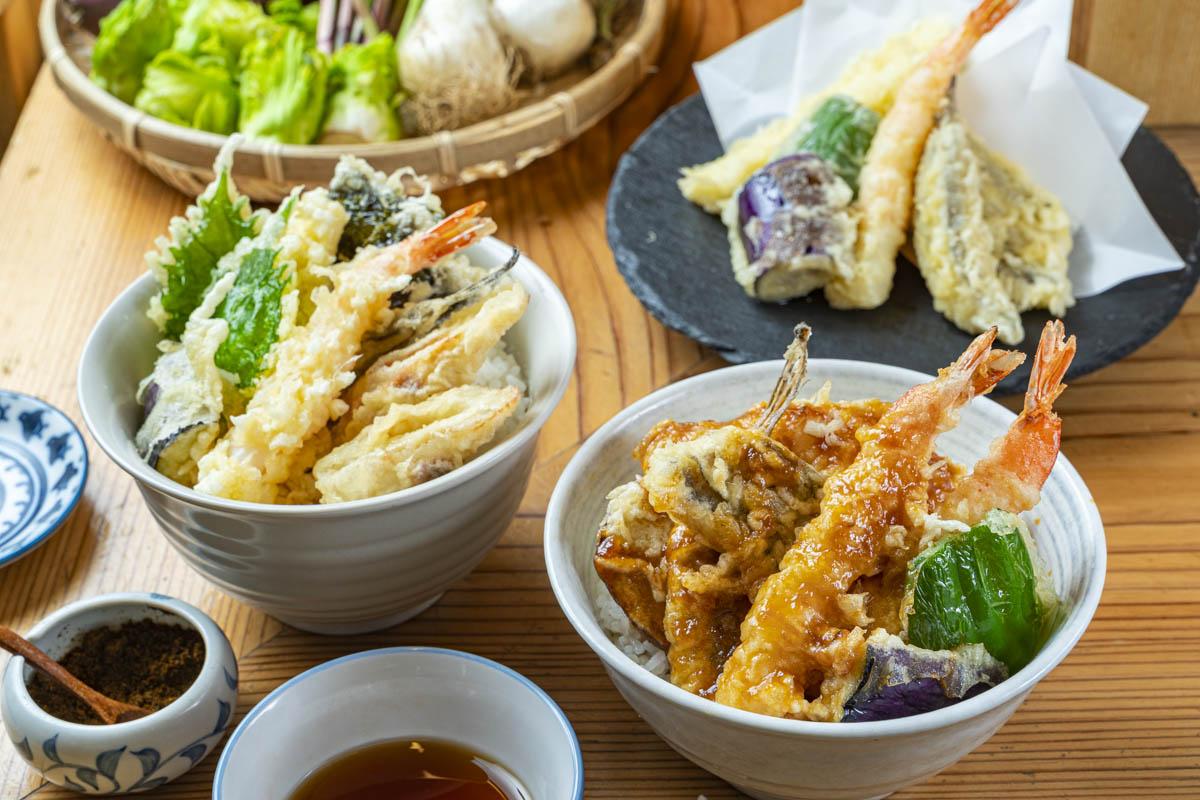 天ぷらすずき