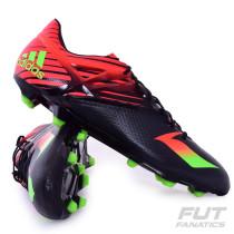 8607f4f26b Chuteira Adidas Messi 15.1 FG Campo