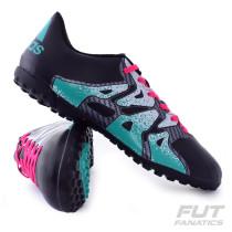 fdd3c952d5 Chuteira Adidas X 15.4 TF Society Juvenil