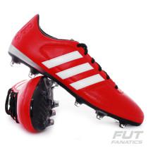 e927ca0ee1 Chuteira Adidas Gloro 16.1 FG Campo Vermelha