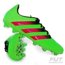 f04d59ef3315b Chuteira Adidas Ace 16.2 FG Campo