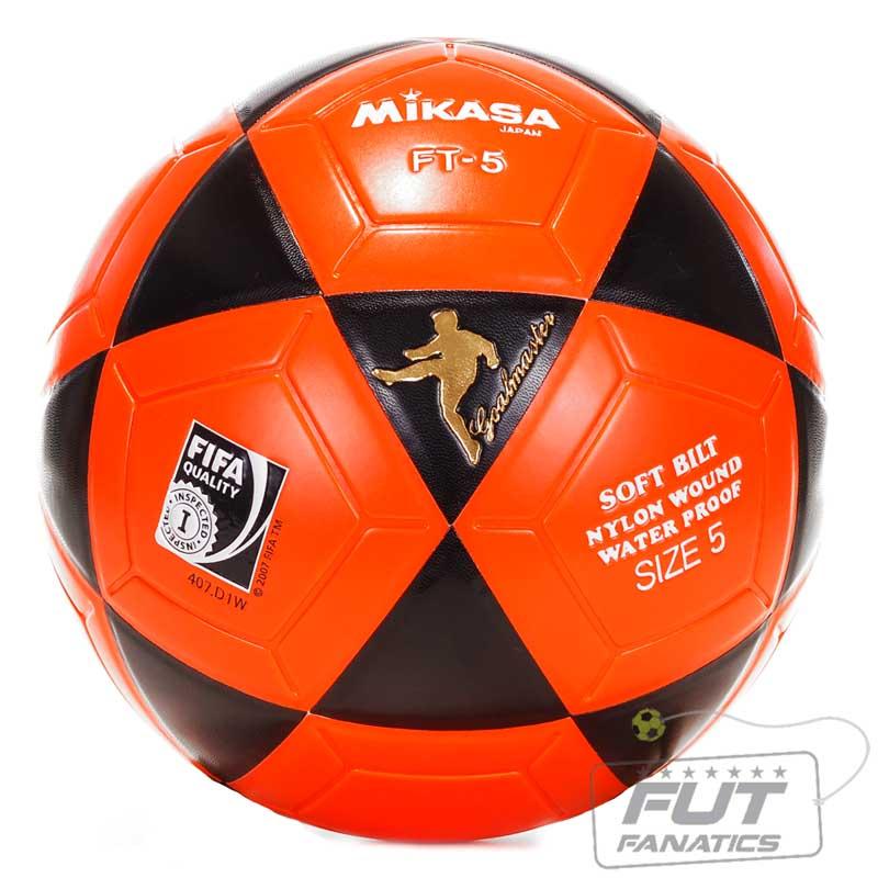 Bola Mikasa Futevolei FT5 Laranja - Outlet Futebol c71c1cf4e7b05