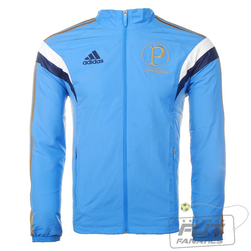 10910399d44 Ciano Futebol Agasalho Outlet Viagem Adidas Palmeiras 2014 q4IB8F