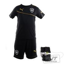 01d0f54d81eef Kit Puma Botafogo II 2013 Infantil